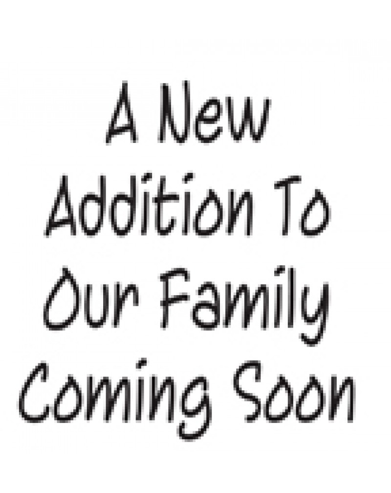 GRS2028 A New Addition Coming To Our Family Soon