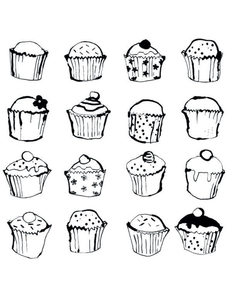 GRS2101 Cupcakes background