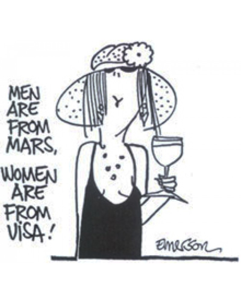 EM7009 Men Are From Mars