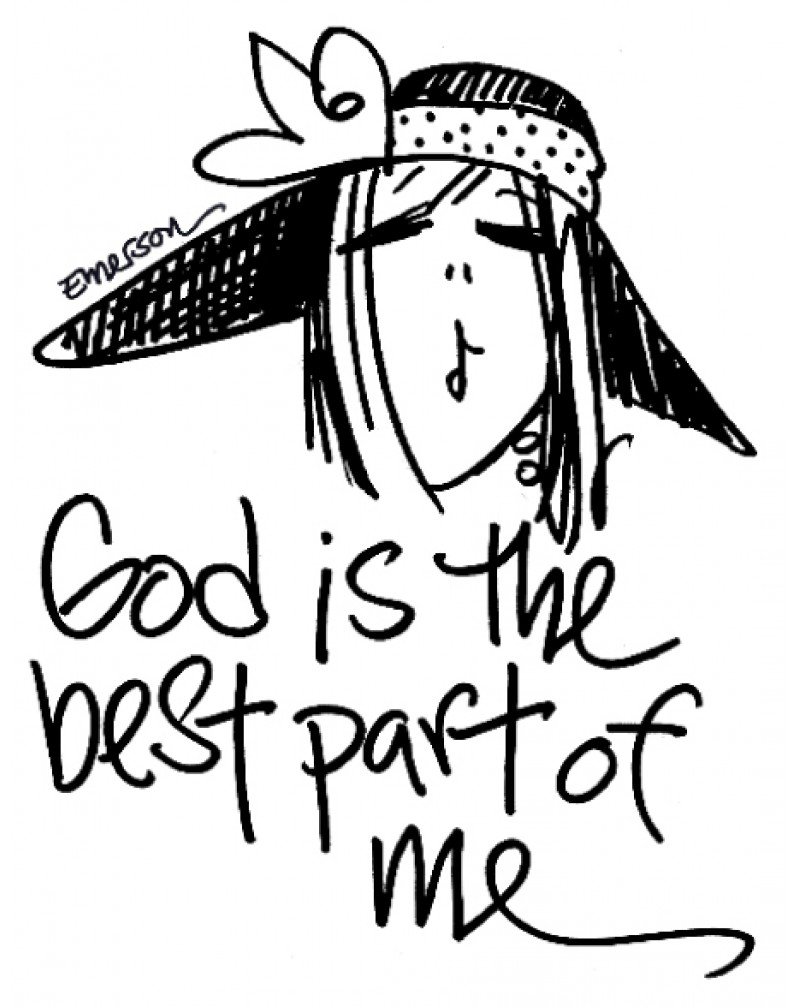EM7229 God Is The Best Part Of Me