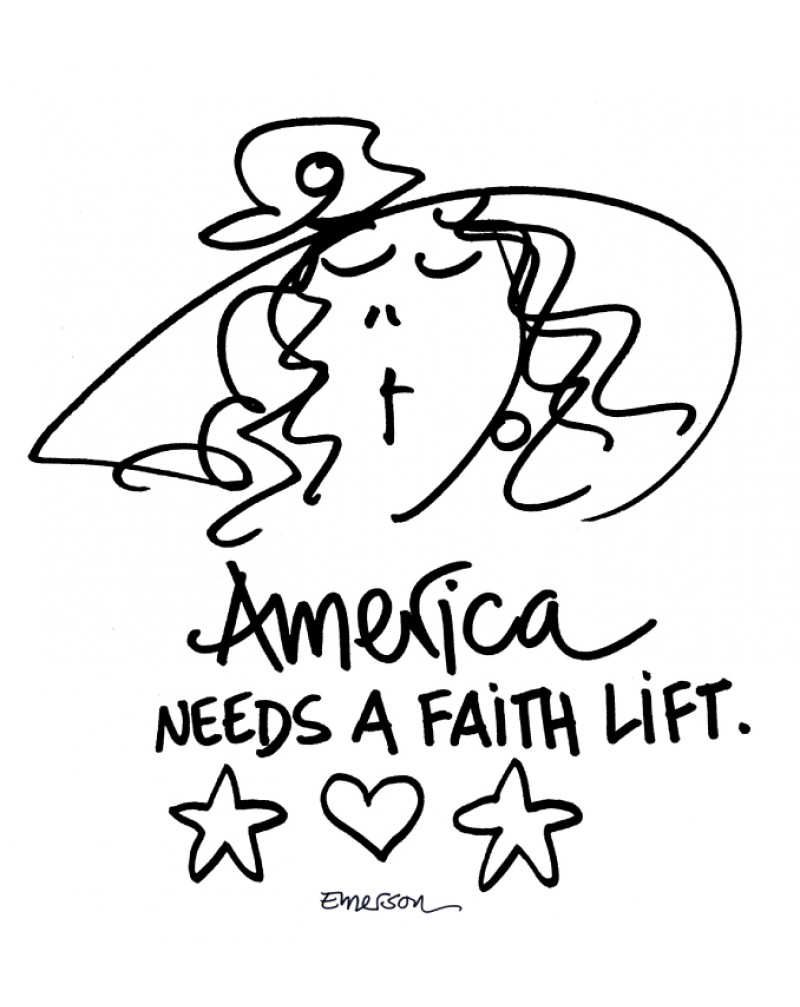EM7231 America Needs A Faith Lift