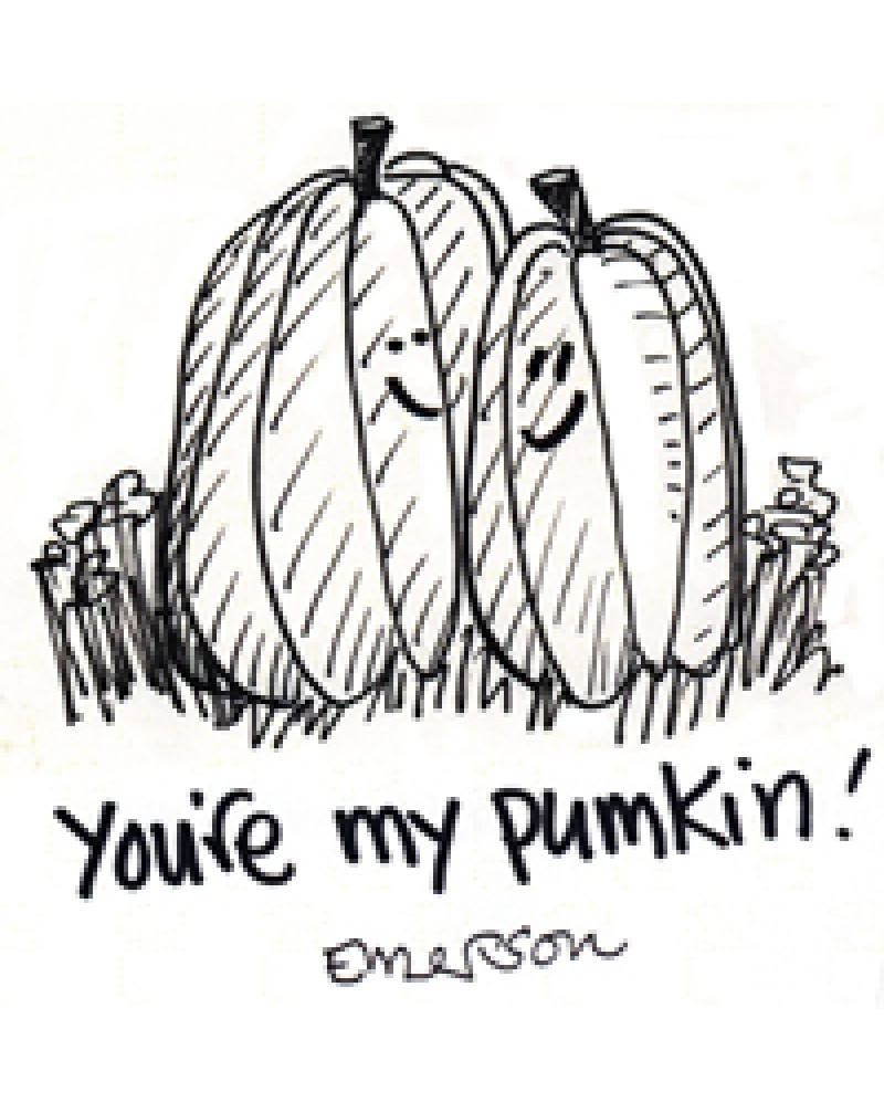 EM7237 You're My Pumpkin