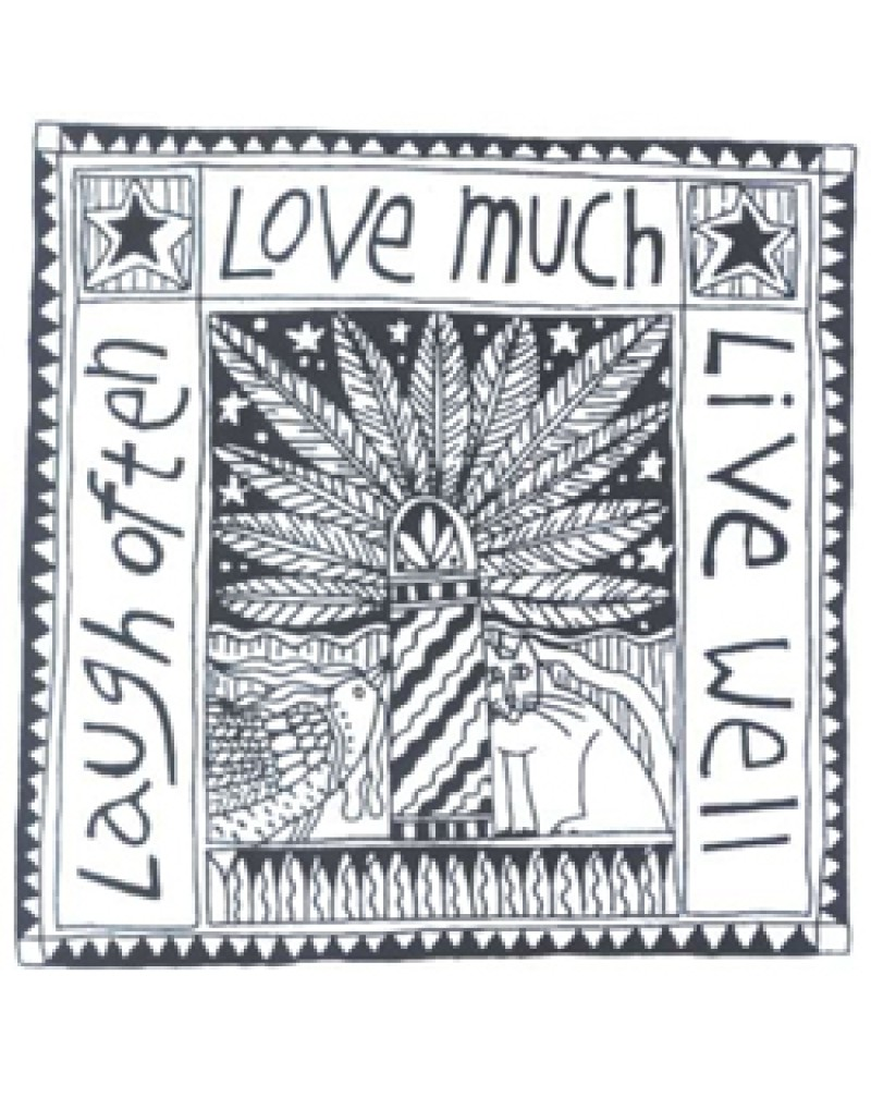 MM3005 Born In Love Cling Stamp