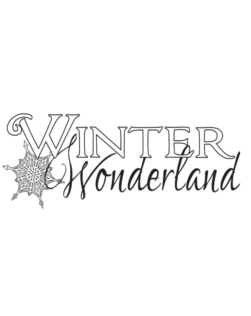 WW1036 Winter Wonderland