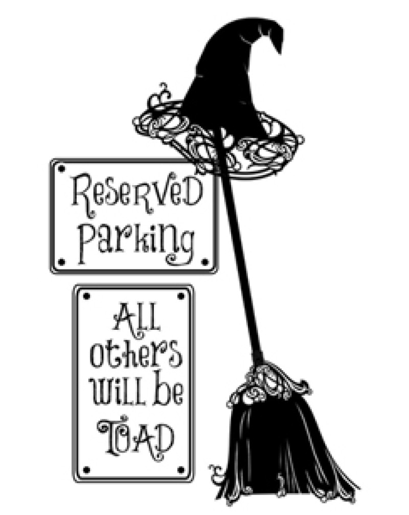 WW1040 Reserved Parking